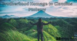 Brotherhood Homage to Claudius Ptolemy Poem Bengali Meaning